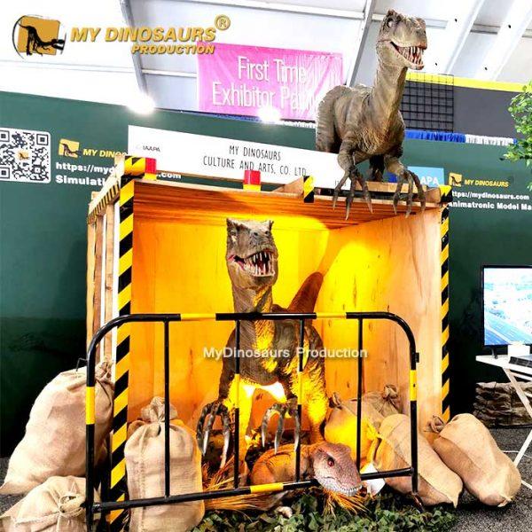 Life size raptor for sale