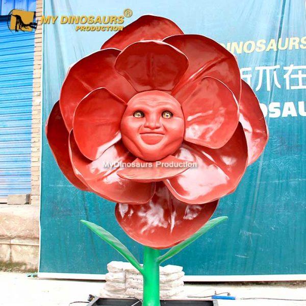 Speaking flower 1