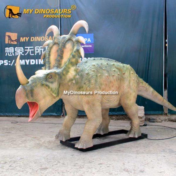 Aniimatronic Styracosaurus 2