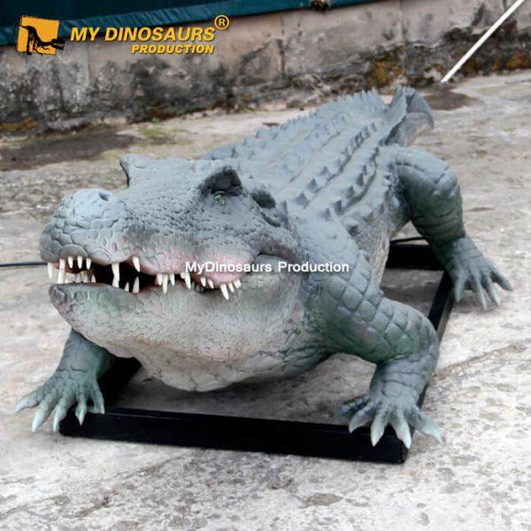 Animatronic Crocodile 2