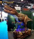 Animatronics Dinosaur T REX 2