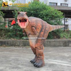 Halloween dinosaur suit 1