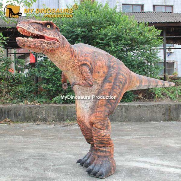 Halloween dinosaur suit