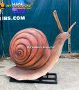 Robotic snail