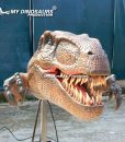 Wall Mounted Dinosaur Head 3