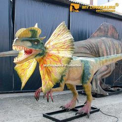 dilophosaurus animatronic 1