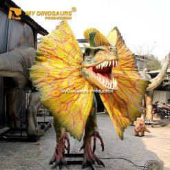 dilophosaurus animatronics