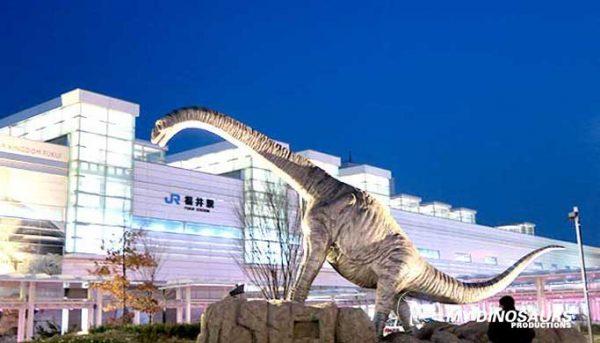 mydinosaurs animatronic dinosaurs