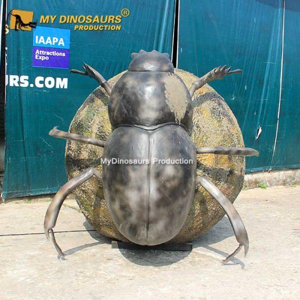 Animatronic Dung Beetle 1
