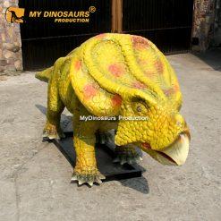 Fiberglass dinosaur statue 1