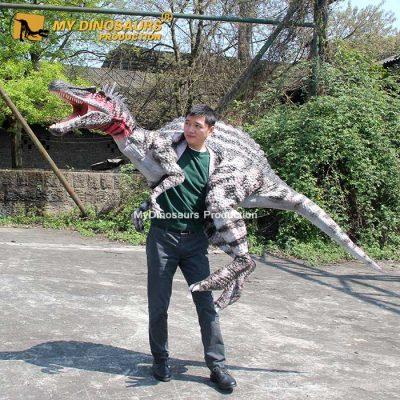 Spinosaurus puppet