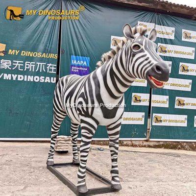 Animatronic Zebra