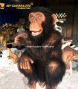Animatronic monkey 1