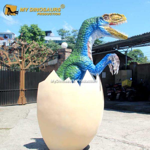 Baby dino in egg 1