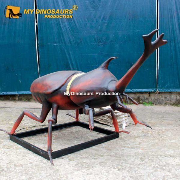 Unicorn beetle 2