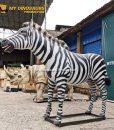 animatronic zebra 1