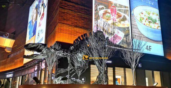 yangchuanosaurus dinosaur