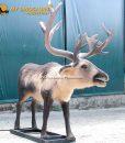 Animatronic Reindeer 4