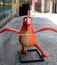 Animatronic chicken 1