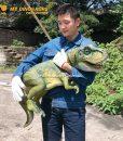 Bbay t rex puppet 1