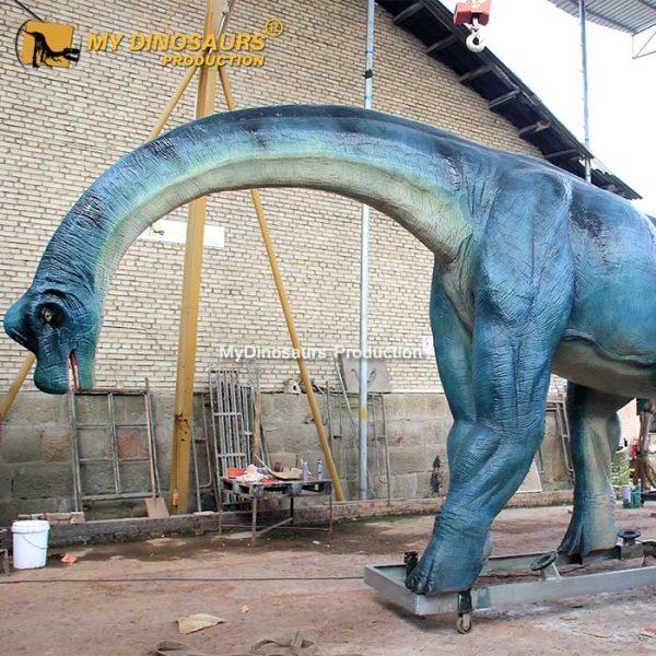 animatronic brachiosaurus 1