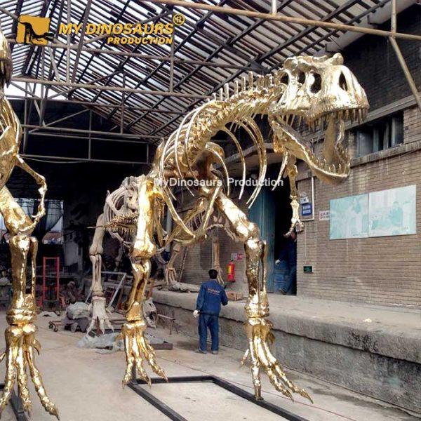 gilded skeleton 1