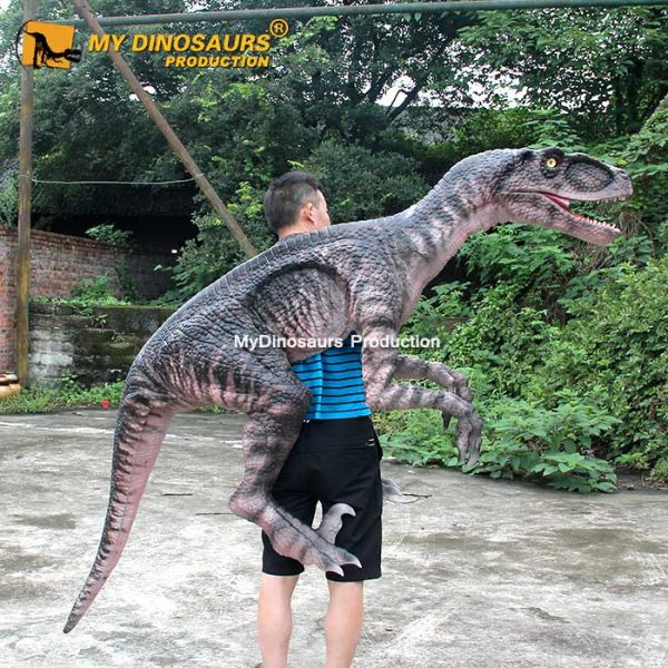 Dinosaur arms puppet 2