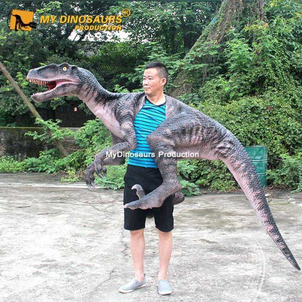 Dinosaur arms puppet