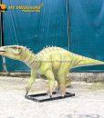animatronic dinosaur iguanodon 1