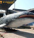 animatronic whale shark 1
