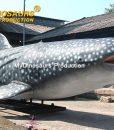 animatronic whale shark 2
