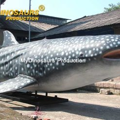 animatronic whale shark 2