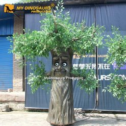 3M animatronic tree