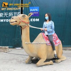 Animatronic Camel Ride 1