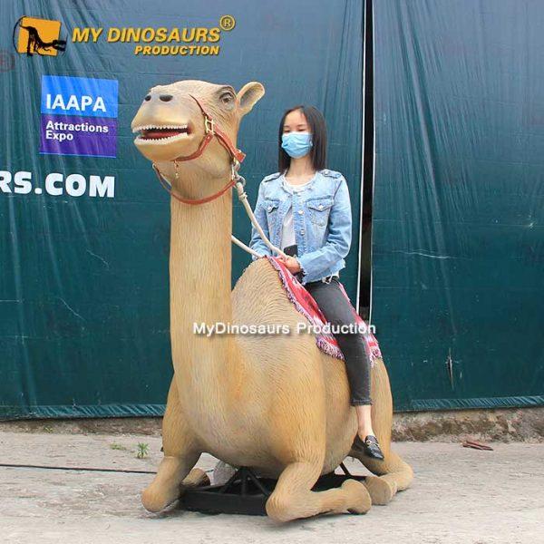 Animatronic Camel Ride 2