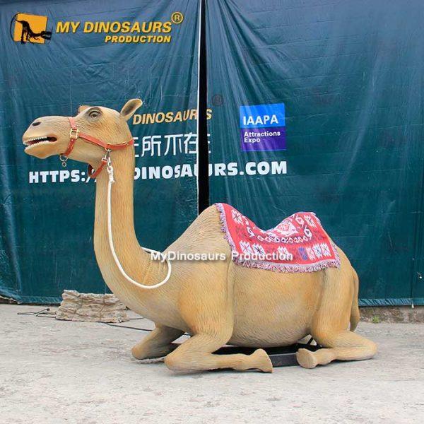 Animatronic Camel Ride