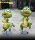 Cartoon Baby Dinosaurs 3