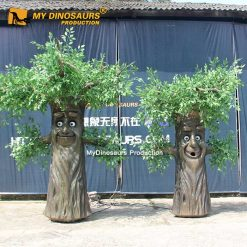 animatronic tree