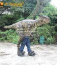 realistic dinosaur costume