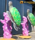 turtle statue 4