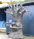 wisdom talking tree animatronic 1