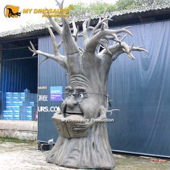 wisdom talking tree animatronic 1