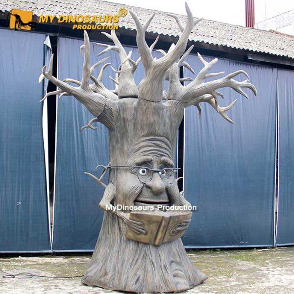 wisdom talking tree animatronic