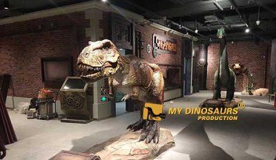 Dinosaur themed Restaurant