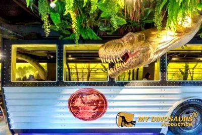 Dinosaur themed Restaurant 1