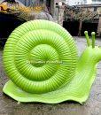 big snail sculpture 1