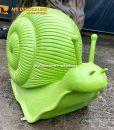 big snail sculpture 2
