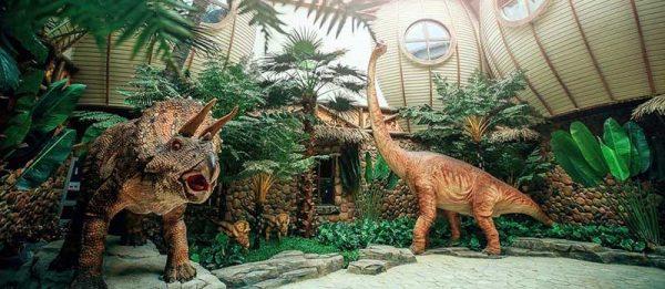 Dinosaur club