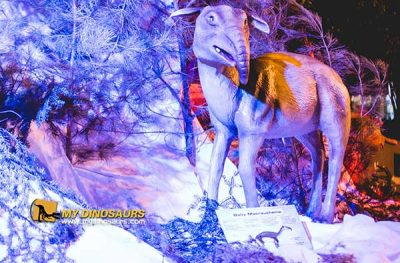 Prehistoric Beasts Travelling Museum Exhibit