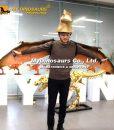 pterosaur costume